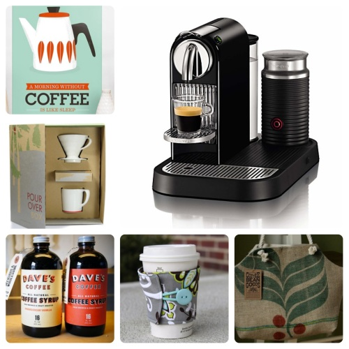 Coffee lover's gifts